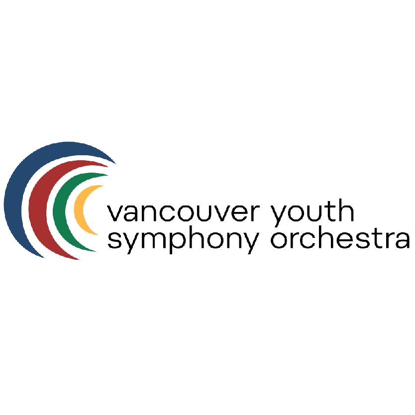 Vancouver Youth Symphony Orchestra logo